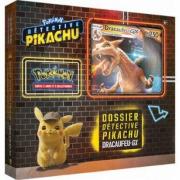 Coffret Pokémon Dossier Détective Pikachu Dracaufeu-GX