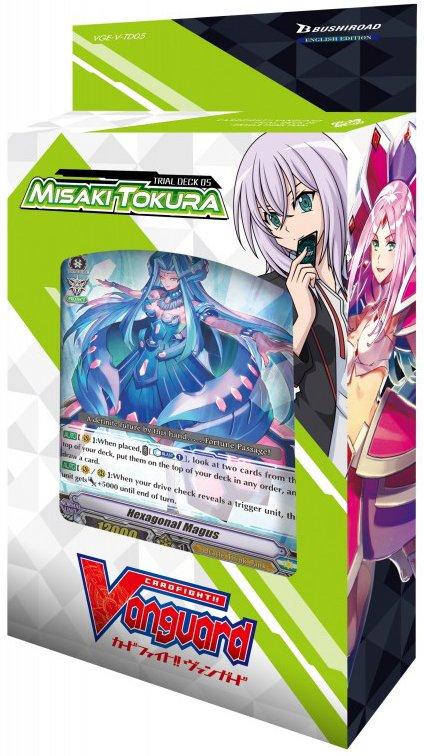 Trial Deck Misaki Tokura (V-TD05)