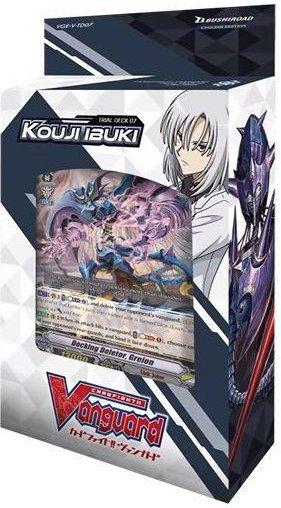 Trial Deck Kouji Ibuki (V-TD07)