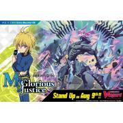 Carton Scellé My Glorious Justice (V-EB08)