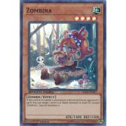 SBAD-EN017 Zombina Super Rare