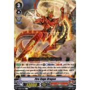V-EB06/022EN Fire Rage Dragon Rare (R)