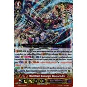 V-SS01/021EN Shootdown Sovereign, Violence Ace Triple Rare (RRR)