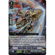 V-EB07/014EN Beast Deity, Eclair Dragon Double Rare (RR)