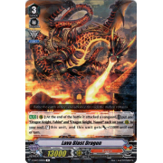 V-EB07/020EN Lava Blast Dragon Rare (R)