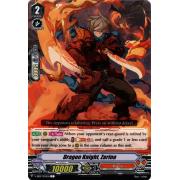 V-EB07/034EN Dragon Knight, Zarina Commune (C)