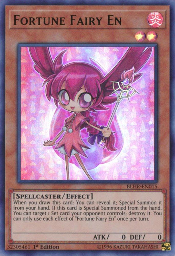 BLHR-EN015 Fortune Fairy En Ultra Rare