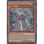RIRA-EN028 Witchcrafter Golem Aruru Secret Rare