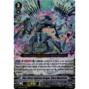 V-EB08/003EN Blue Storm Supreme Dragon, Glory Maelstrom Vanguard Rare (VR)