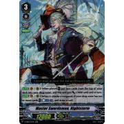 V-EB08/013EN Master Swordsman, Nightstorm Double Rare (RR)