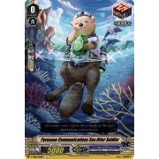V-EB08/061EN Pyroxene Communications Sea Otter Soldier Commune (C)