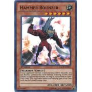 GAOV-EN009 Hammer Bounzer Super Rare