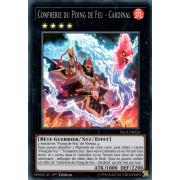 FIGA-FR026 Confrérie du Poing de Feu - Cardinal Super Rare