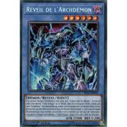 FIGA-FR031 Réveil de l'Archdémon Secret Rare