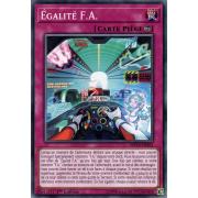 MP19-FR063 Égalité F.A. Commune