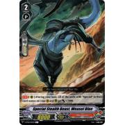 V-BT06/054EN Special Stealth Beast, Weasel Blue Commune (C)