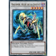 DUDE-FR007 Kalidor, Allié de la Justice Ultra Rare