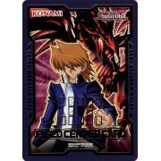 DUDE-FRF09 Jeton Joey Wheeler et Dragon Noir aux Yeux Rouges Ultra Rare