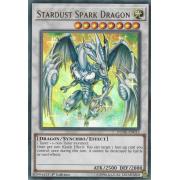DUDE-EN012 Stardust Spark Dragon Ultra Rare
