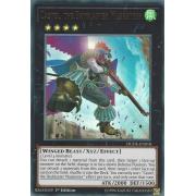 DUDE-EN018 Castel, the Skyblaster Musketeer Ultra Rare