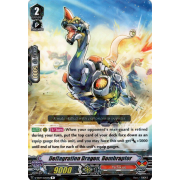V-EB09/020EN Deflagration Dragon, Bombraptor Rare (R)