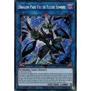 CHIM-FR037 Dragon Pare-Feu de Fluide Sombre Secret Rare