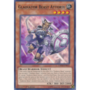 CHIM-EN012 Gladiator Beast Attorix Rare