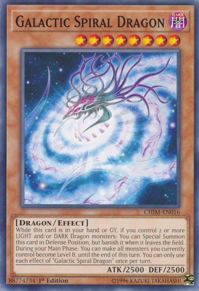 CHIM-EN016 Galactic Spiral Dragon Commune