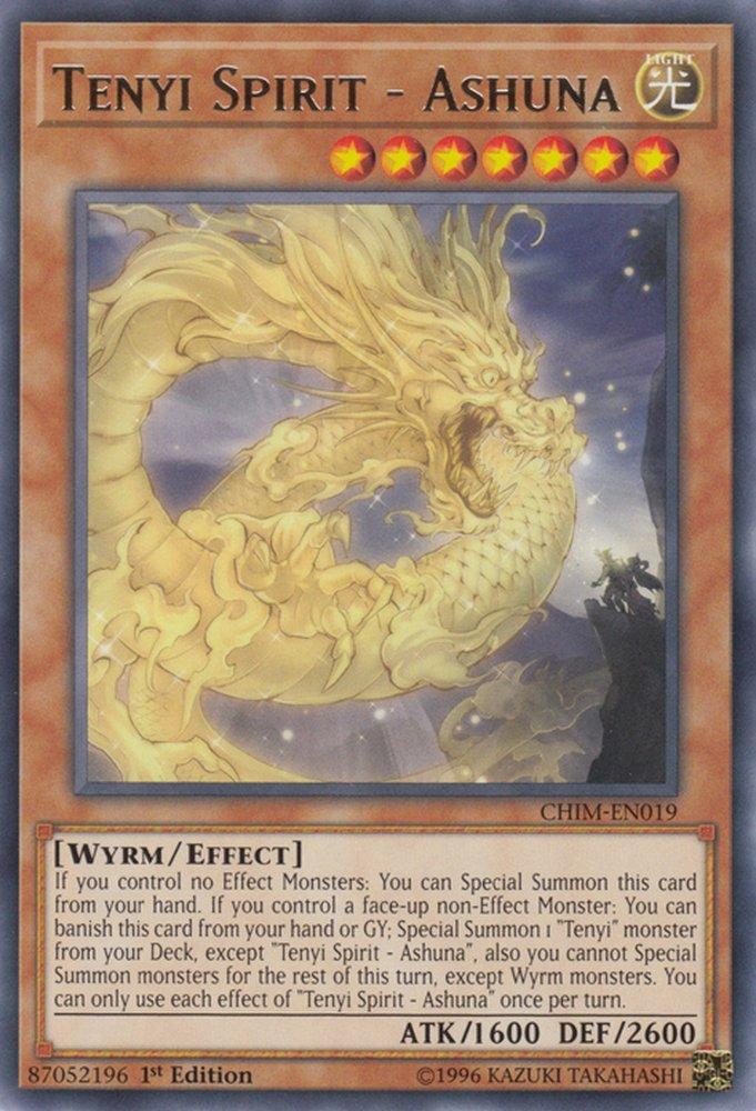 CHIM-EN019 Tenyi Spirit - Ashuna Rare