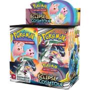 Boite de 36 Boosters Pokémon Soleil et Lune 12 Éclipse Cosmique