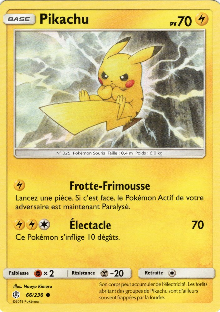 SL12_66/236 Pikachu Commune