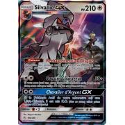 SL12_184/236 Silvallié GX Ultra Rare
