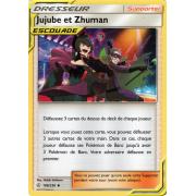 SL12_186/236 Jujube et Zhuman Peu commune