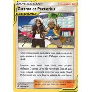 SL12_193/236 Guzma et Pectorius Peu commune