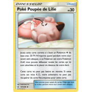 SL12_197/236 Poké Poupée de Lilie Peu commune