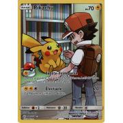 SL12_241/236 Pikachu Holo Rare