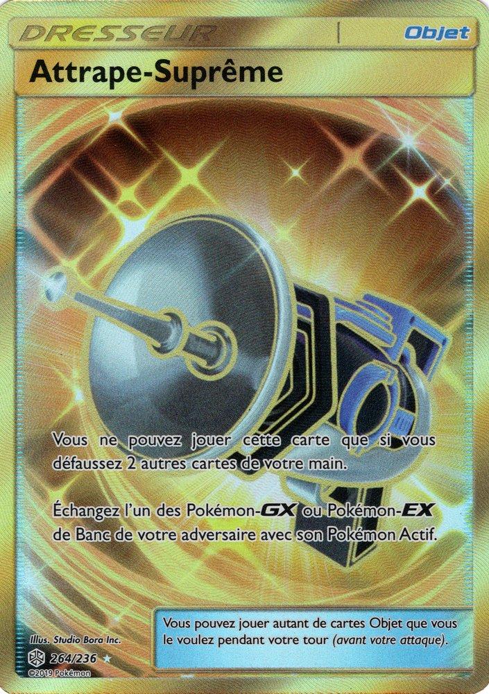 SL12_264/236 Attrape-Suprême Secret Rare