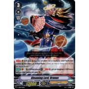 V-TD09/001EN Gleaming Lord, Uranus Commune (C)