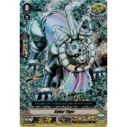 V-TD09/012EN Cyber Tiger Triple Rare (RRR)