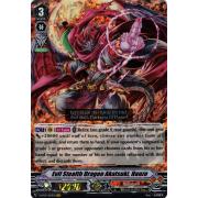 V-BT07/003EN Evil Stealth Dragon Akatsuki, Hanzo Vanguard Rare (VR)