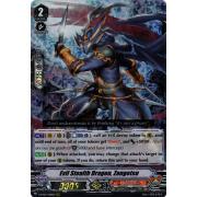 V-BT07/009EN Evil Stealth Dragon, Zangetsu Triple Rare (RRR)