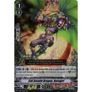 V-BT07/010EN Evil Stealth Dragon, Kurogiri Triple Rare (RRR)