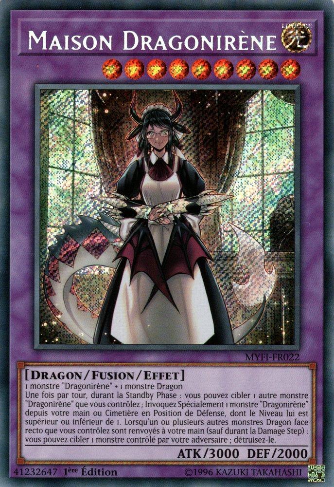 MYFI-FR022 Maison Dragonirène Secret Rare