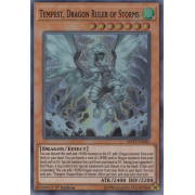 MYFI-EN045 Tempest, Dragon Ruler of Storms Super Rare