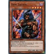 SBTK-FR016 Don Zaloog Ultra Rare