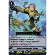 V-EB10/011EN Knight of Hard-work, Alienor Double Rare (RR)