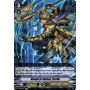 V-EB10/019EN Knight of Unison, Uzelle Rare (R)
