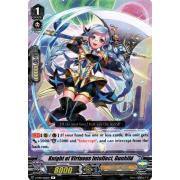 V-EB10/022EN Knight of Virtuous Intellect, Gunhild Rare (R)