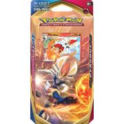 Deck Préconstruit Pokémon Épée et Bouclier 1 - Pyrobut