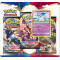 Pack 3 Boosters Pokémon Épée et Bouclier 1 - Version Ponyta de Galar